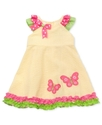 Baby Dress, Baby Girls Butterfly Dress