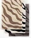 Charter Club Bath Rugs, Zebra 21   x 34   Rug