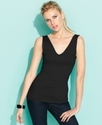 Top, Sleeveless Jersey Tank