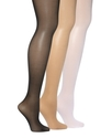 Sheer Hosiery, Queen Support Control Top