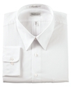 Dress Shirt, Poplin Solid Long Sleeve Shirt