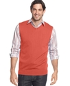 Sweater, Solid Supima Cotton Sweater Vest