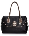GUESS Handbag, Makala Large Box Satchel