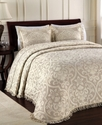 All Over Brocade Full Bedspread Bedding