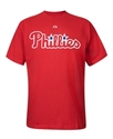 Big and Tall MLB T Shirt, Philadelphia Phillies Te