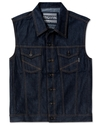 Denim Vest, Mar Vista