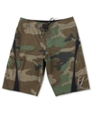 O&#39;Neill Swimwear, Superfreak Camo Print Board Shor