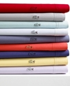 Lacoste Bedding, Brushed Twill Twin XL Sheet Set B