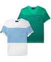 Shirt, Nipiv Stripes T-Shirt