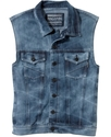 Vest, Mar Vista Denim Vest