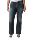 Plus Size Jeans, Suki Bootcut Medium Wash