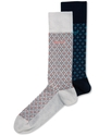 Men's Socks, Digital Print Single Pack