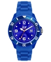 Watch, Women's Sili Forever Blue Silicone Strap 43