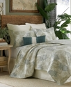 Tommy Bahama Bedding, Pineapple Paradise Quilted E
