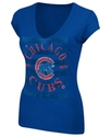 Women's MLB Shirt, Chicago Cubs Emotional Reaction