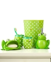 Bath Accessories, Froggy Toothbrush Holder