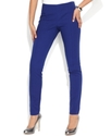 Petite Pants, Skinny Side-Zip