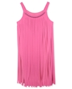 Girls Dress, Girls Neon Fringe Dress
