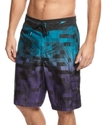 Swimwear, Digital Palm Lightweight E-Board Shorts