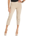 Petite Pants, Skinny Pull-On Capri