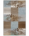 Dalyn Area Rug, Monterey MR304 Chocolate 3'3   x 5
