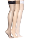 HUE Hosiery, Lace Thigh High