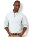 Shirt, Long Sleeve Poplin Stripe Shirt