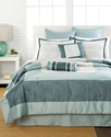 Sereno 8 Piece Full Comforter Set Bedding