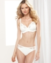 Bra, Florence Embroidered Full Coverage Bra 27411