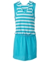 Girls Dress, Girls Striped Dress