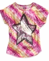 Kids Shirts, Girls Tie-Dye Graphic Tees