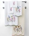 Avanti Bath Towels, Premier Country Floral 27   x
