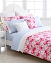 Bedding, Rose Cottage Twin Sheet Set Bedding