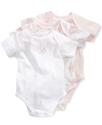 Baby Boydsuit, Baby Girls Short-Sleeved Bodysuit 3