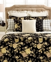 Bedding, Winter Rose King Duvet Cover Bedding