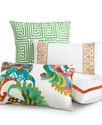 Trina Turk Bedding, 20   x 10   Embroidered Decora
