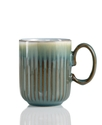 Mug, Fluted Regency Green