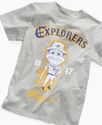 Kids T-Shirt, Little Boys Explorers Tee