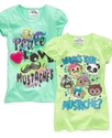 Kids Shirts, Little Girls Graphic Tees