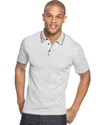 Shirt, Short Sleeve Button Polo Shirt
