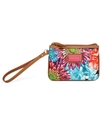 Handbag, Can't Stop Shopper Mini Wristlet