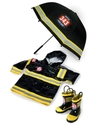 Boys Kids Umbrella, Boys Fireman Umbrella