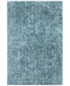 Dalyn Area Rug, Metallics Collection IL69 Sky Blue
