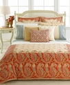 Home Bedding, Mirabeau Paisley California King Bed