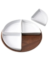 Serveware, Acacia Wood Lazy Susan
