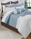 Ellington 24 Piece California King Comforter Set B