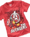 Kids T-Shirt, Boys Avenger Tee