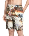 Caribbean Joe Swimwear, Palm Beach 8   Printed Vol