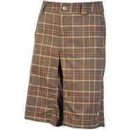 Cool Creek Stretch Plaid Short - Mens - Major