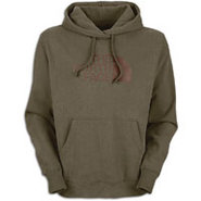 Half Dome Hoodie - Mens - New Taupe Green